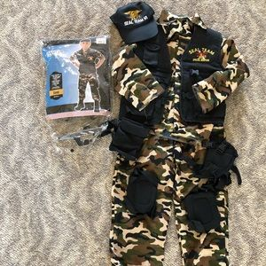 Other - New seal team costume